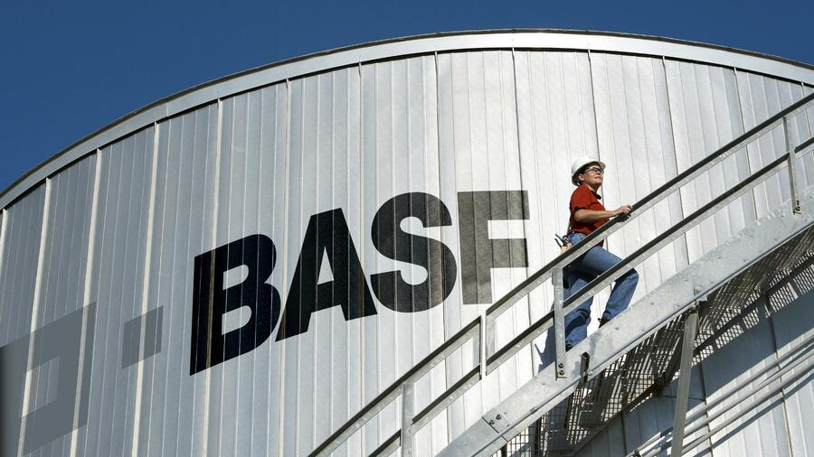 BASF reported provisional figures and they are looking disastrous