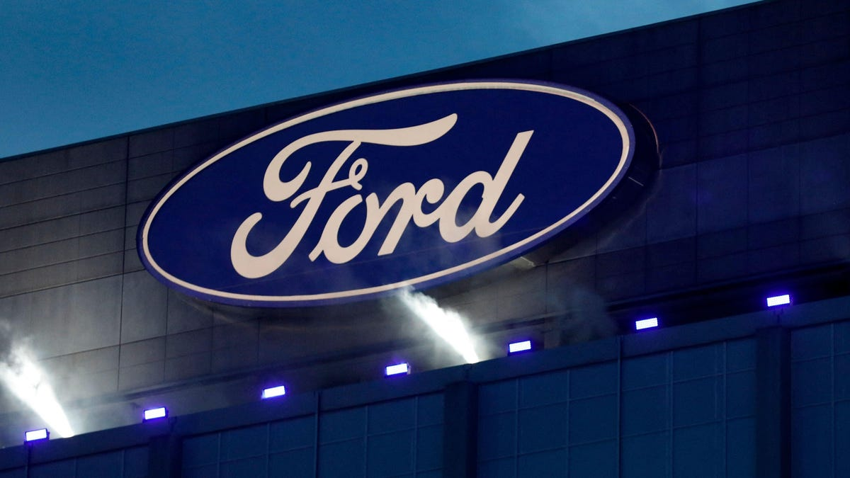 GM sued Ford for alleged patent infringement