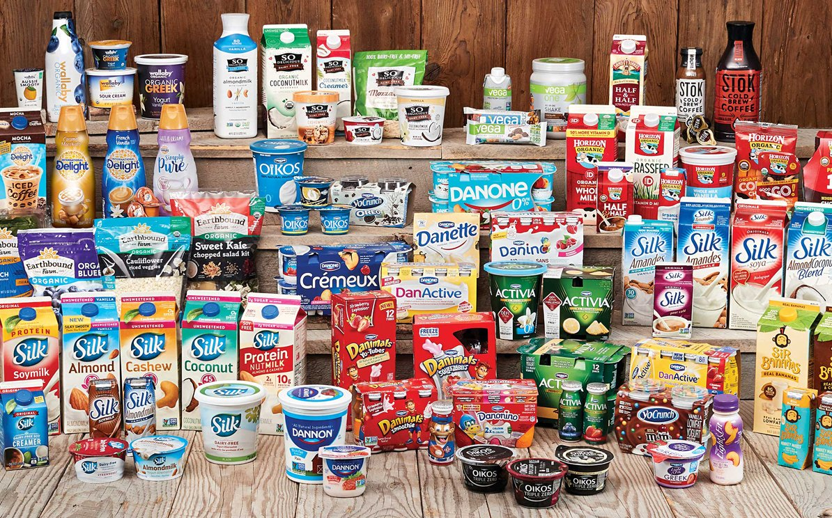 Danone cuts jobs and focuses on local business