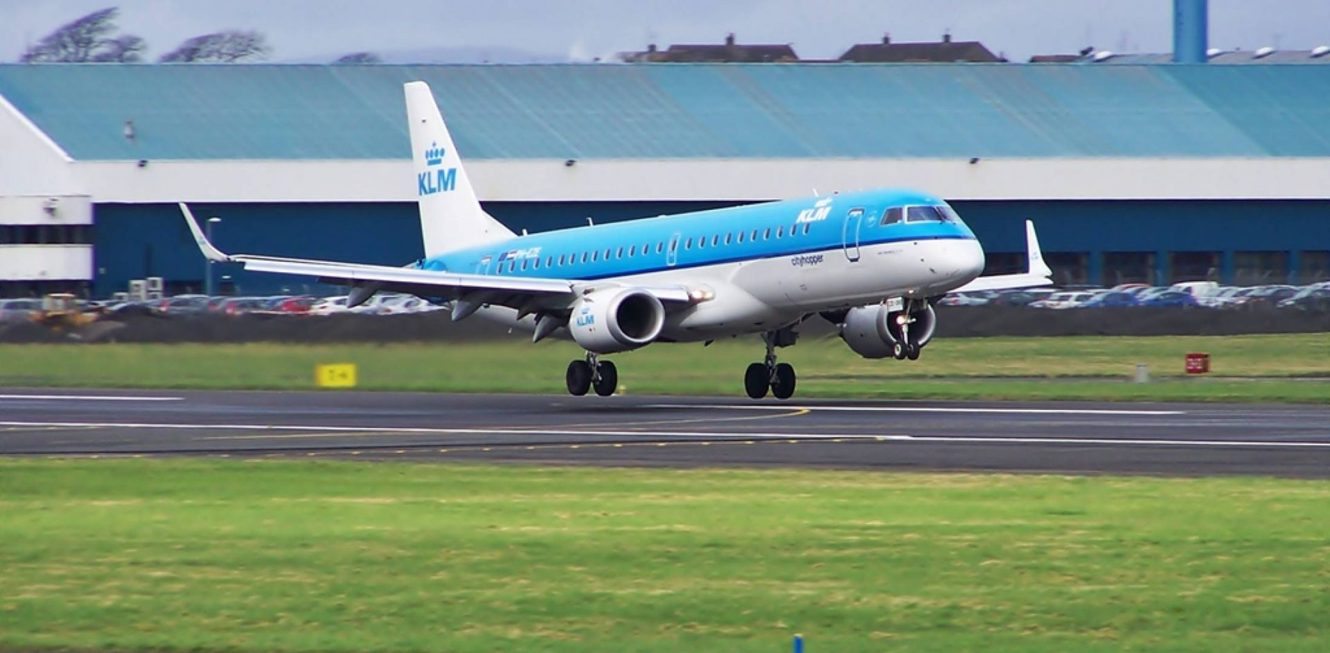 Air France KLM plans to operate half the regular routes
